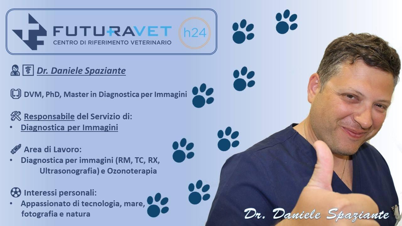 Dr. Daniele Spaziante - Clinica Veterinaria Futuravet