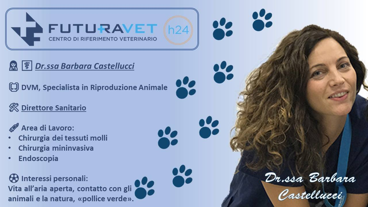 Dr.ssa Barbara Castellucci - Clinica Futuravet