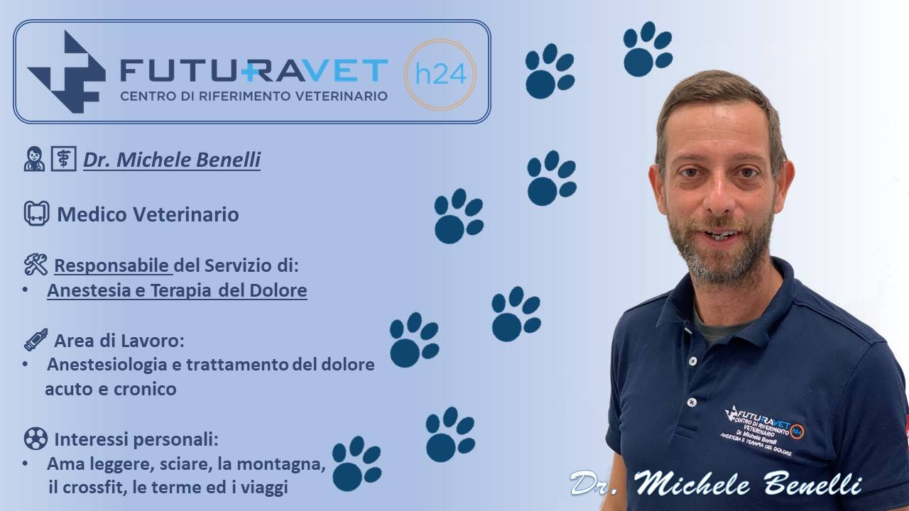Il dr. Michele Benelli in sintesi -