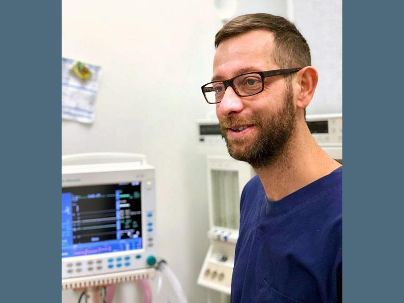 Dr. Michele Benelli | Veterinario | Specialista in Anestesia e Terapia del dolore | Clinica Futuravet | Tolentino | Marche