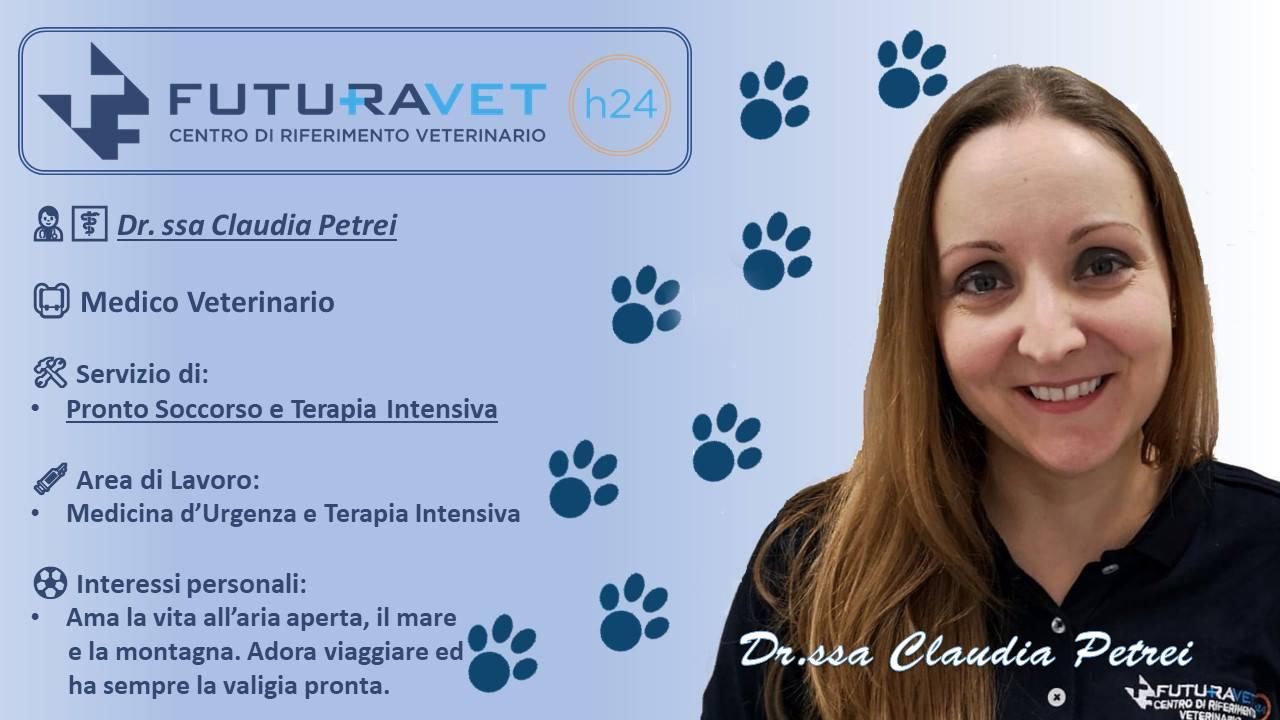 Dr.ssa Petrei Clinica Veterinaria Futuravet