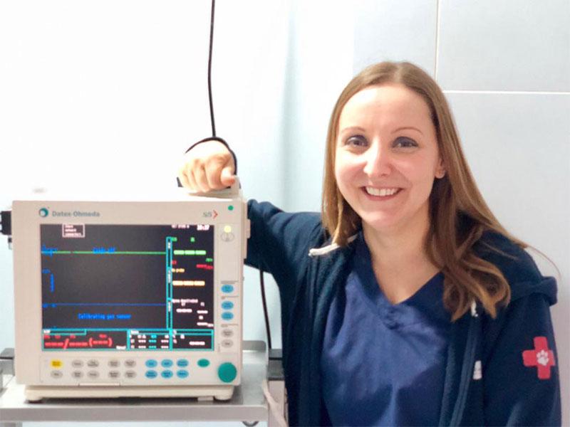 Dr.ssa Claudia Petrei | Veterinario | Pronto Soccorso e Terapia Intensiva | Clinica Futuravet | Tolentino | Marche
