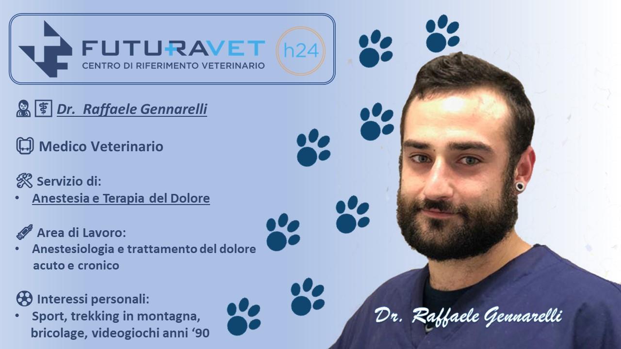 Dr. Raffaele Gennarelli - Medico Veterinario - Clinica Futuravet