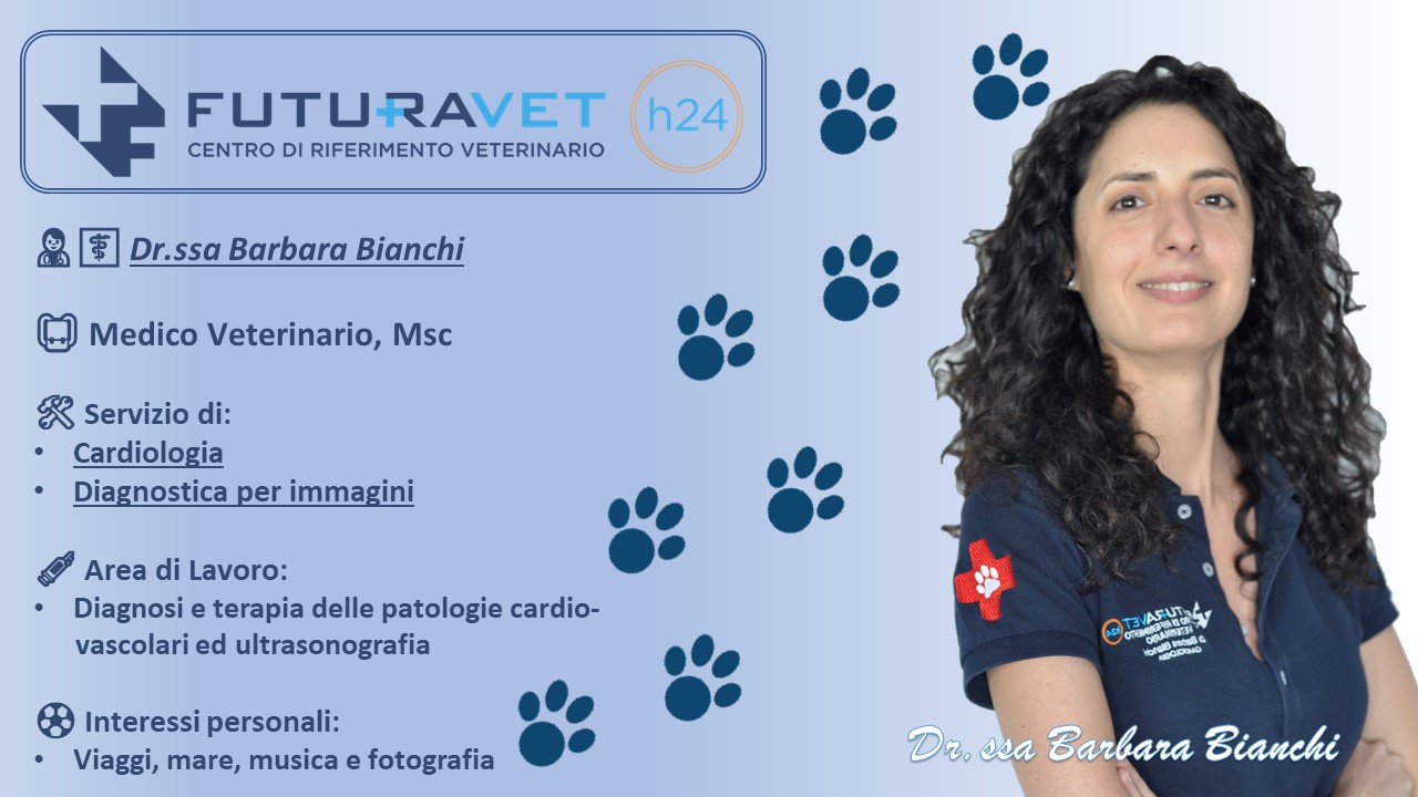 Dr.ssa Barbara Bianchi - Medico Veterinario - Clinica Futuravet
