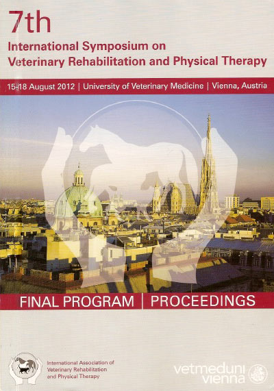 Convegno a cui ha partecipato la Dr.ssa Valentina Sisti - Medico Veterinario - Clinica Futuravet