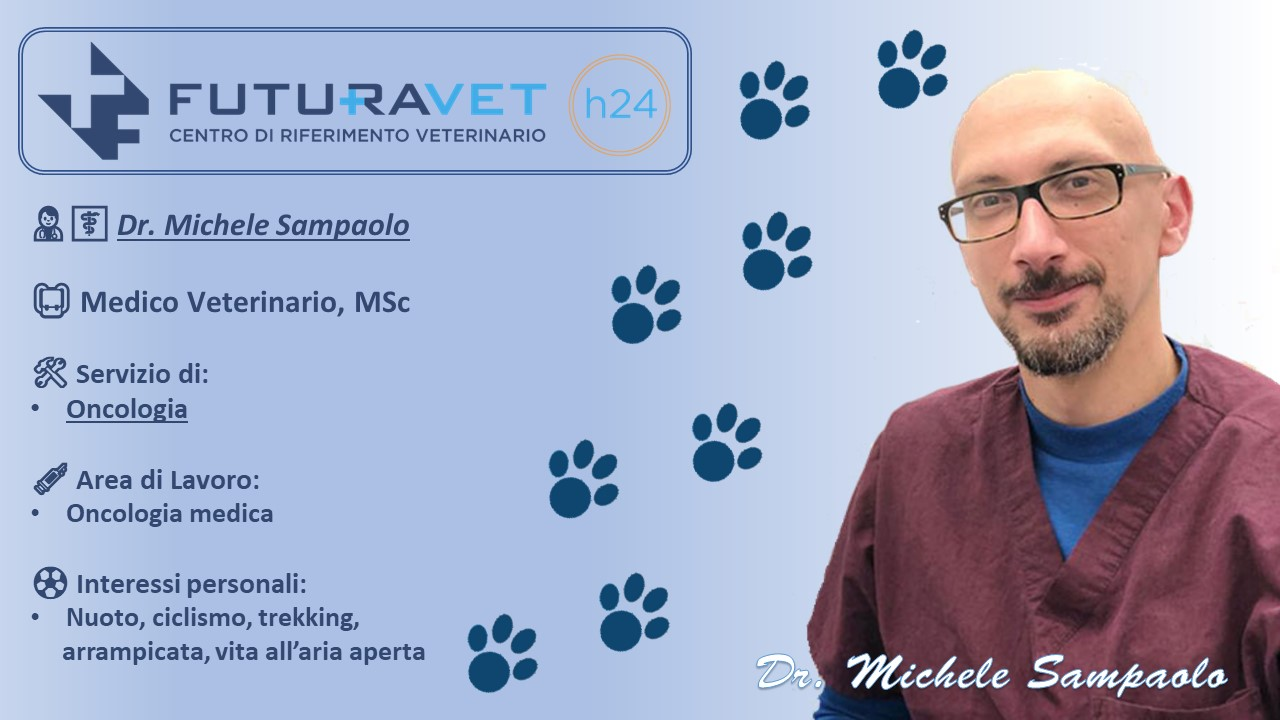 Dr. Michele Sampaolo - Medico Veterinario Clinica Futuravet