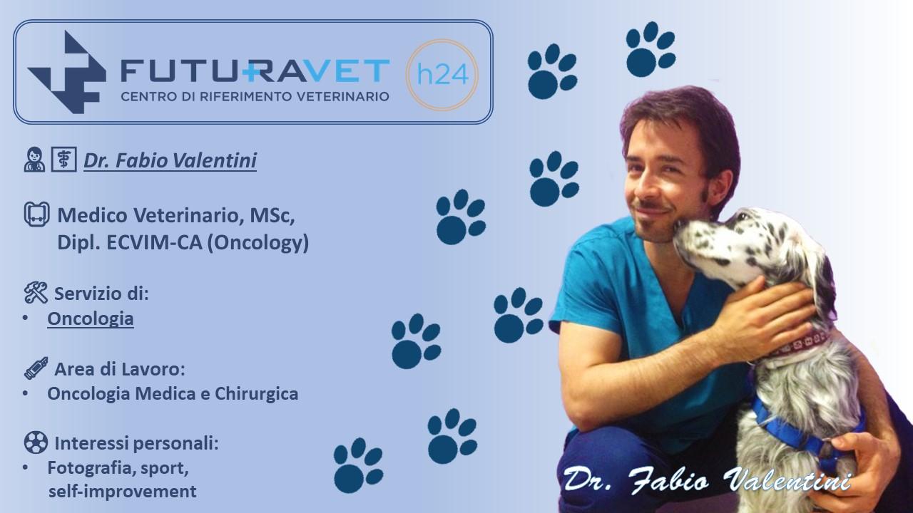 Dr. Fabio Valentini - Medico Veterinario Clinica Futuravet