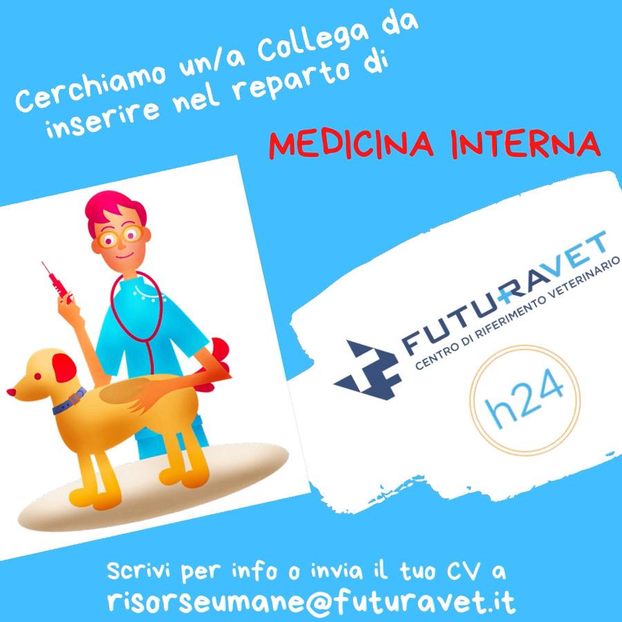 Posizione aperta per il reparto di Medicina Interna